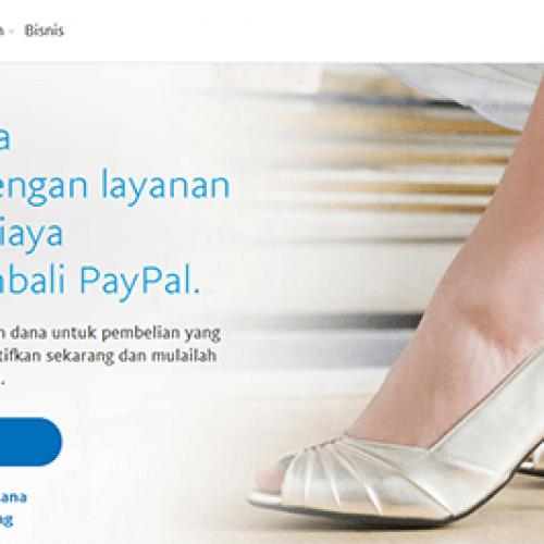 Cara Membuat Paypal Tanpa Kartu Kredit – Terbaru 2019 !