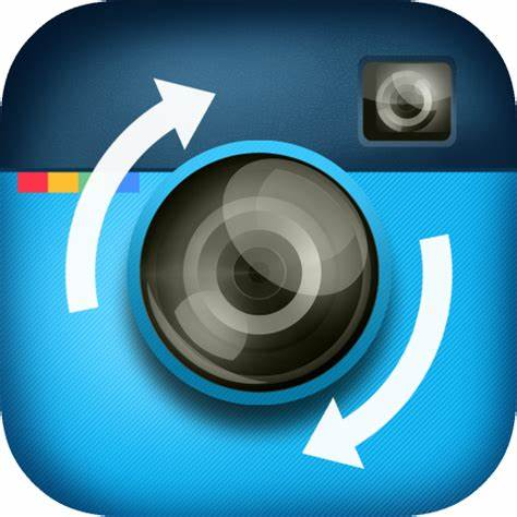 cara repost instagram regrann
