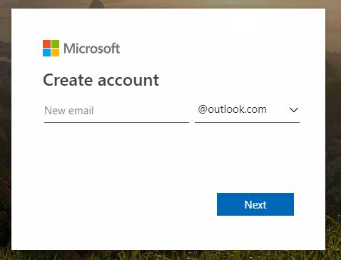 cara membuat email outlook hotmail 2