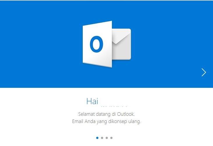 cara membuat email outlook hotmail 7