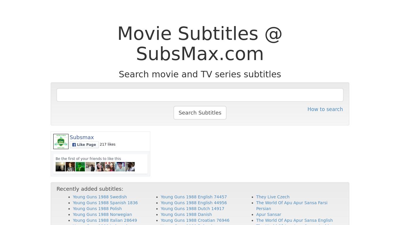 subsmax 2